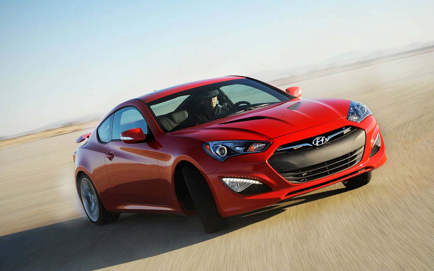 Genesis Coupe In The Top 10 Cars At Detroit Motor Show