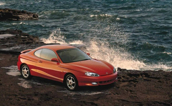 Hyundai Coupe Evolution 3
