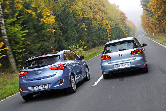 Is Vw Afraid Of Hyundai Muscle Cars Zone