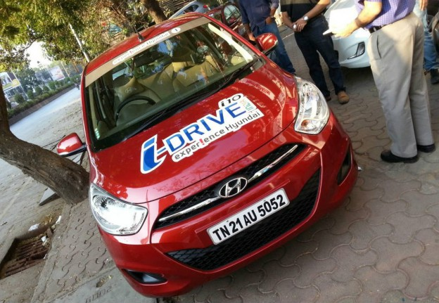 Hyundai i10 i-Drive passed 9,000 km on Country Drive in India 2