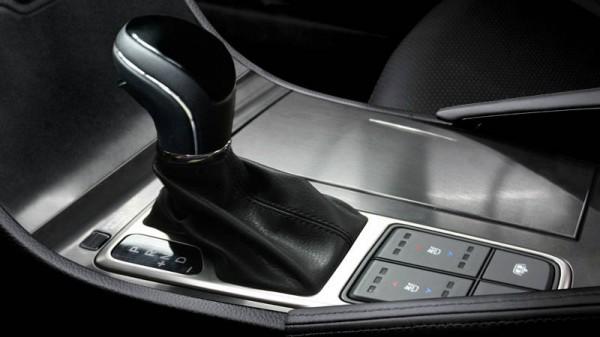 2013 hyundai azera automatic transmission