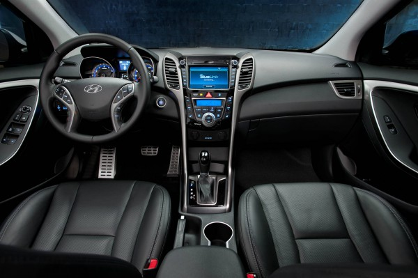 2013 hyundai elantra coupe interior leather