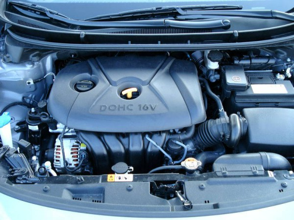2013 hyundai elantra gt engine