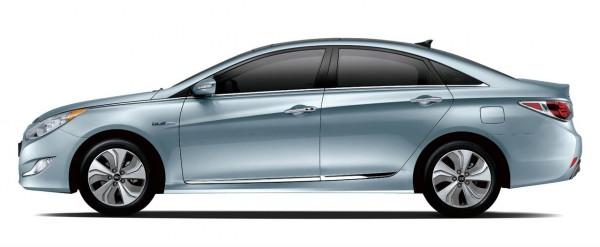 2013 hyundai sonata hybrid better aerodynamics