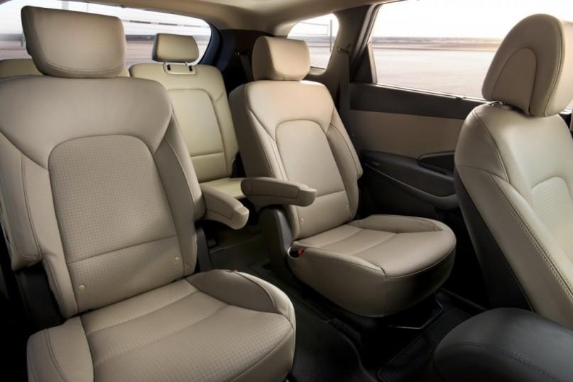 Hyundai Grand Santa Fe -- Practical, Spacious, Comfort and Luxury ...