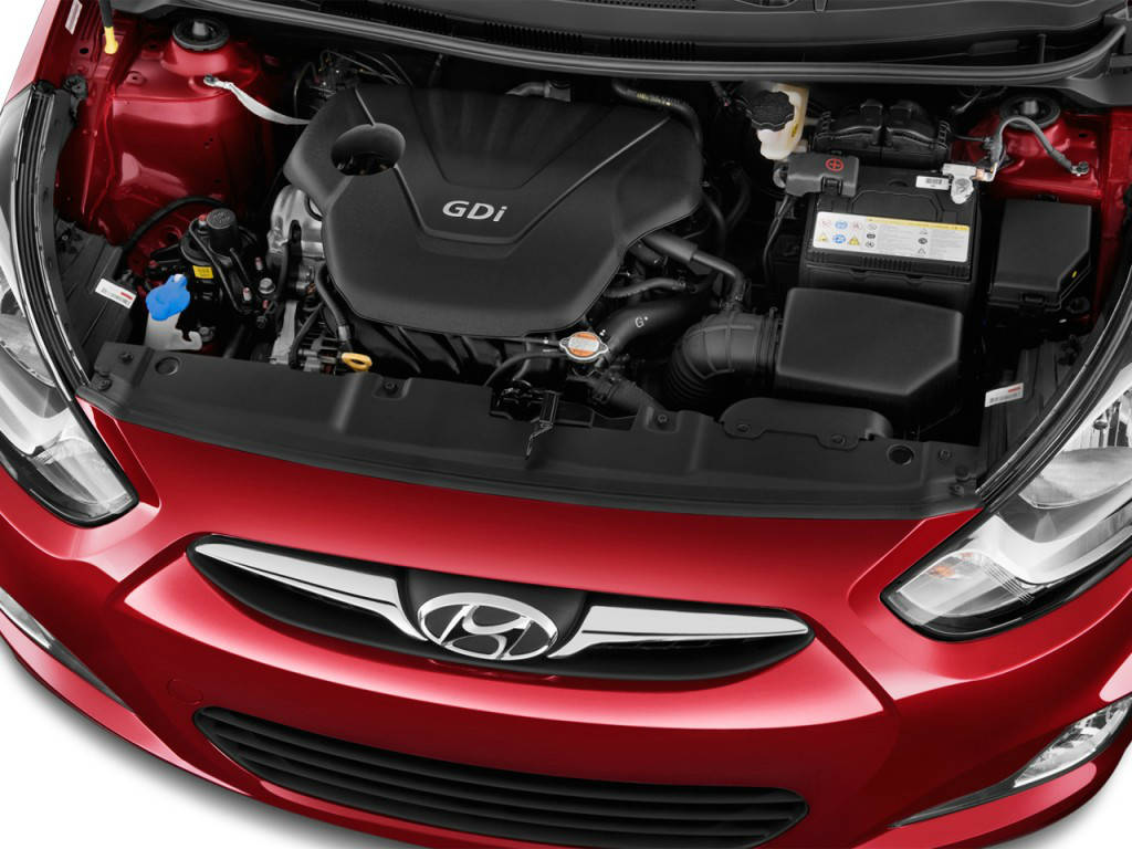 The 2013 Hyundai Accent Review The Best Pick In The