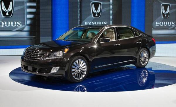 2014 Hyundai equus shanghai International Automobile Industry Exhibition
