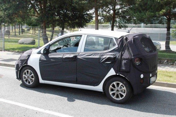 2014 hyundai i10 spy photos 5