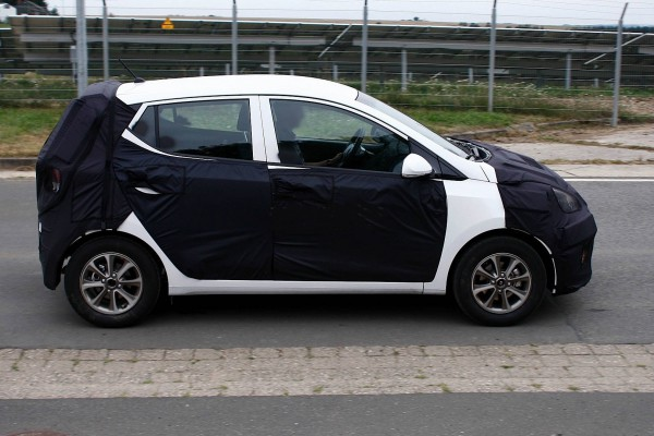 2014 hyundai i10 spy photos 6