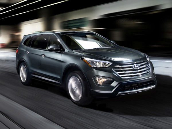 Hyundai Grand Santa Fe Review 8