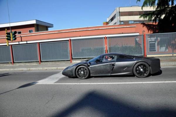 ferrari enzo 2014 better aerodynamics