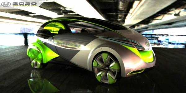 hyundai 2020 city family car