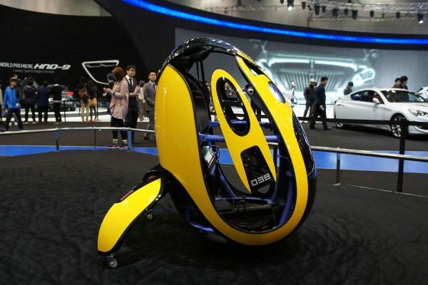 hyundai concept e4u seoul motor show 1