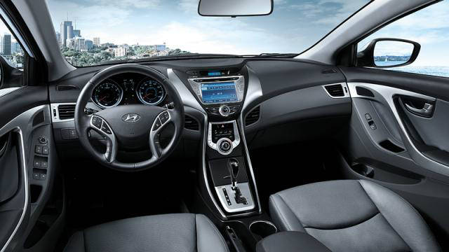 Perfect Hyundai Elantra 2012 Nacoty 5