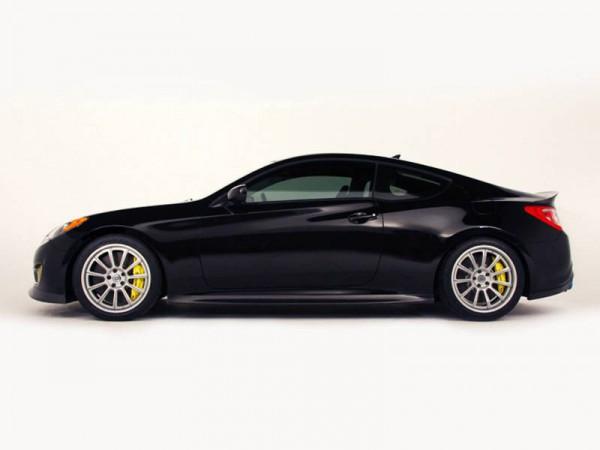 hyundai 348hp Genesis Coupe rm500 1