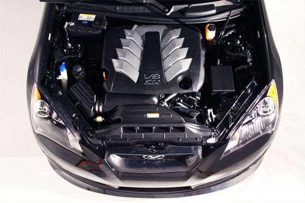 hyundai 348hp Genesis Coupe rm500 12