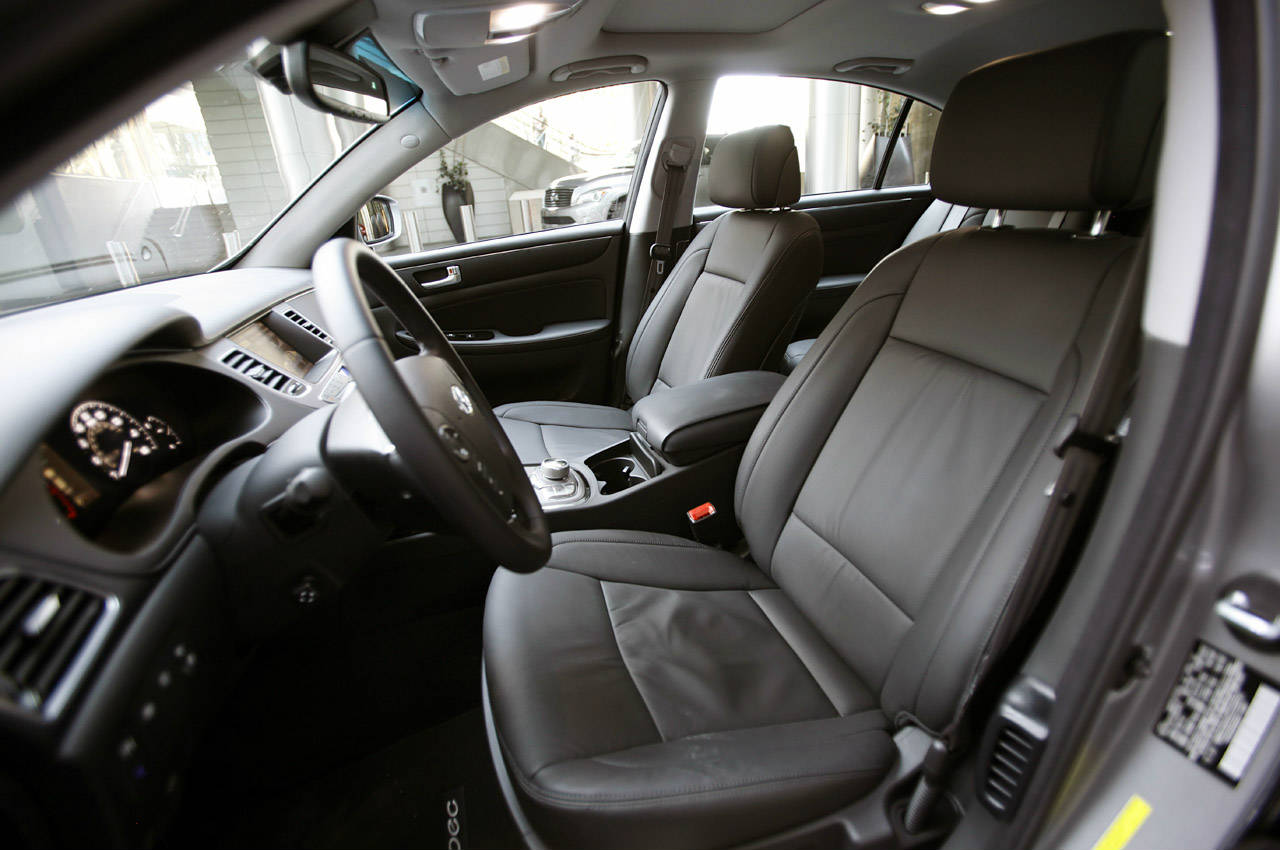 The Concept Hyundai Hcd 14 Is The New 2014 Genesis Sedan