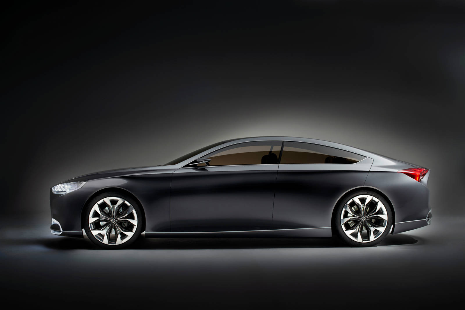 The Concept Hyundai Hcd 14 Is The New 2014 Genesis Sedan