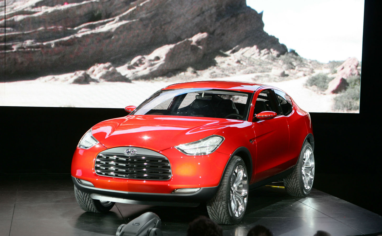 hyundai enters to 3 3 million pickup trucks u s market muscle cars zone. Black Bedroom Furniture Sets. Home Design Ideas