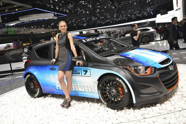 hyundai i20 wrc upgraded geneva motor show