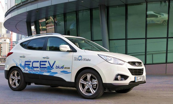 hyundai ix35 fuel cell london 1