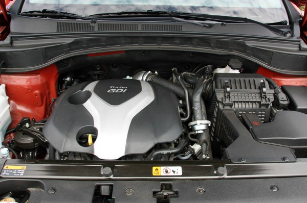 hyundai santa fe 2013 engine turbo
