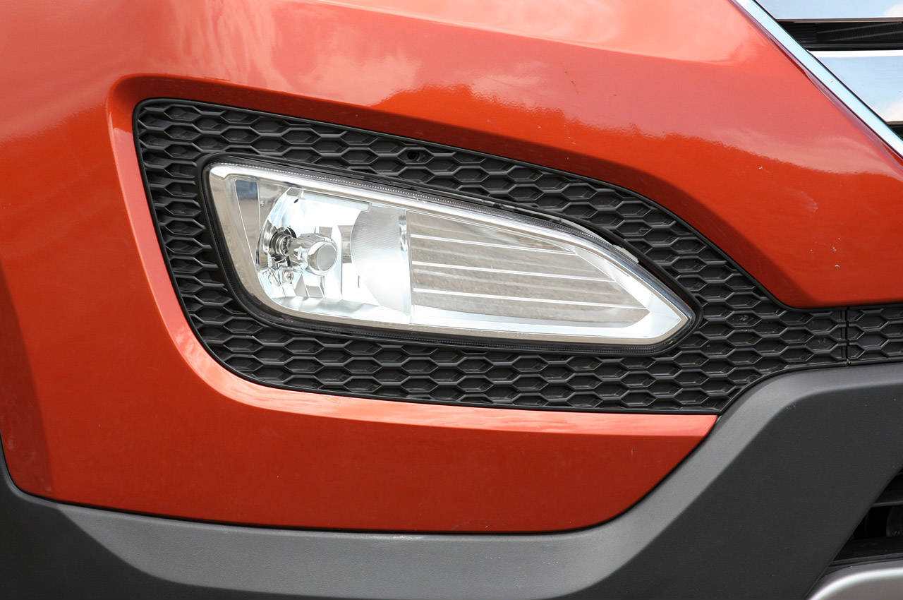 Hyundai Santa Fe 2013 Front Fog Light Muscle Cars Zone