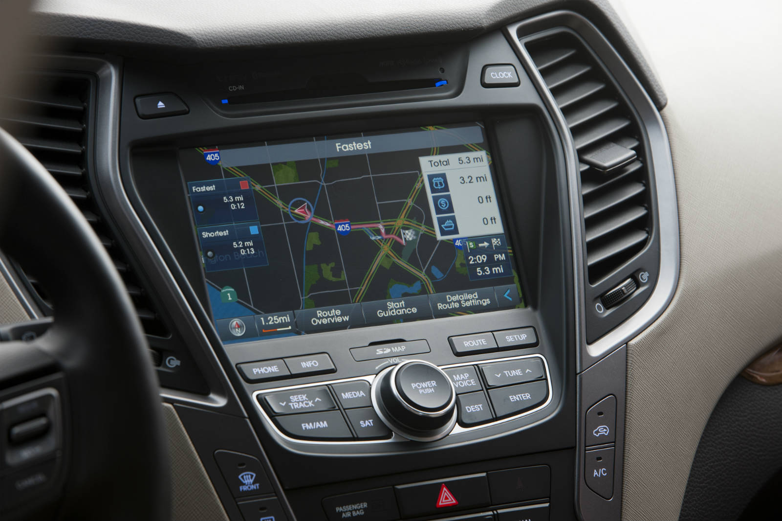 4 advantages of car s factory over portable navigation systems