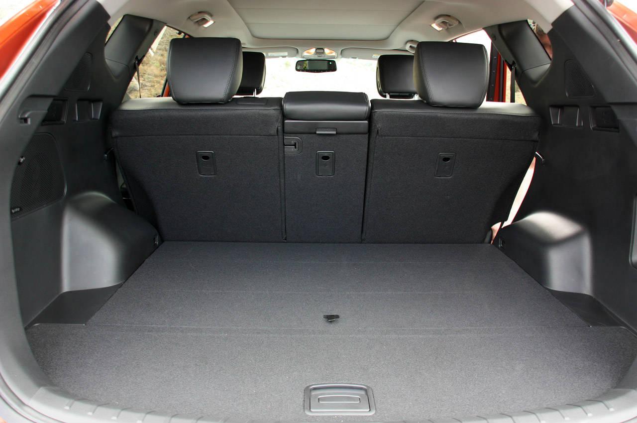 Hyundai Santa Fe 2013 Trunk Muscle Cars Zone