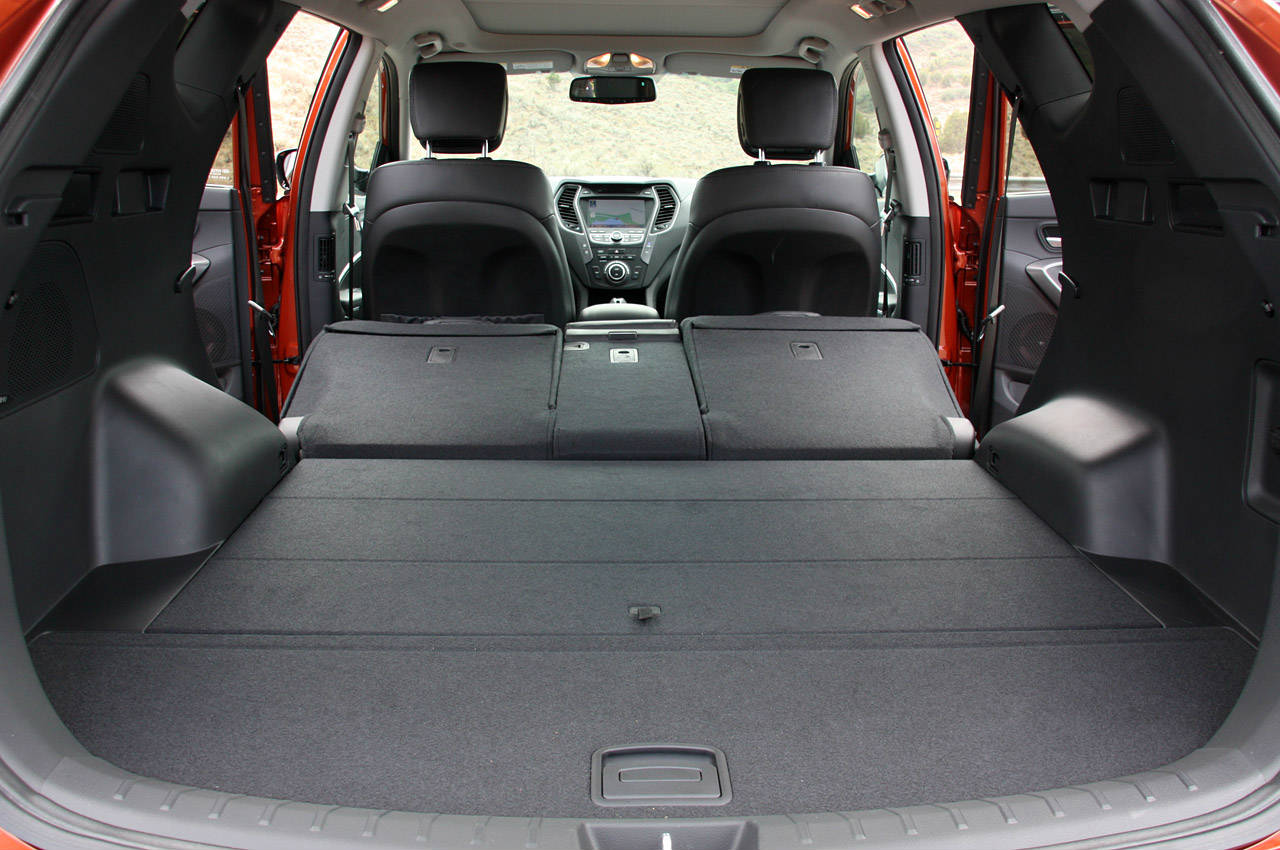 hyundai santa fe 2013 gallery muscle cars zone. Black Bedroom Furniture Sets. Home Design Ideas