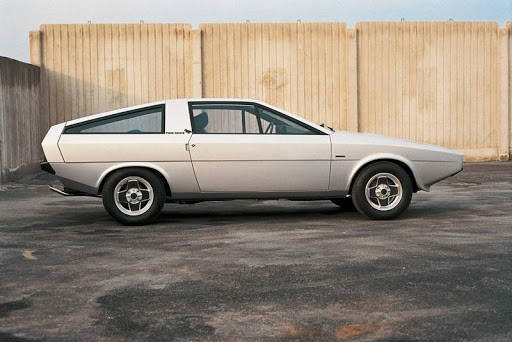 1974 Hyundai Pony Coupe Italdesign 1