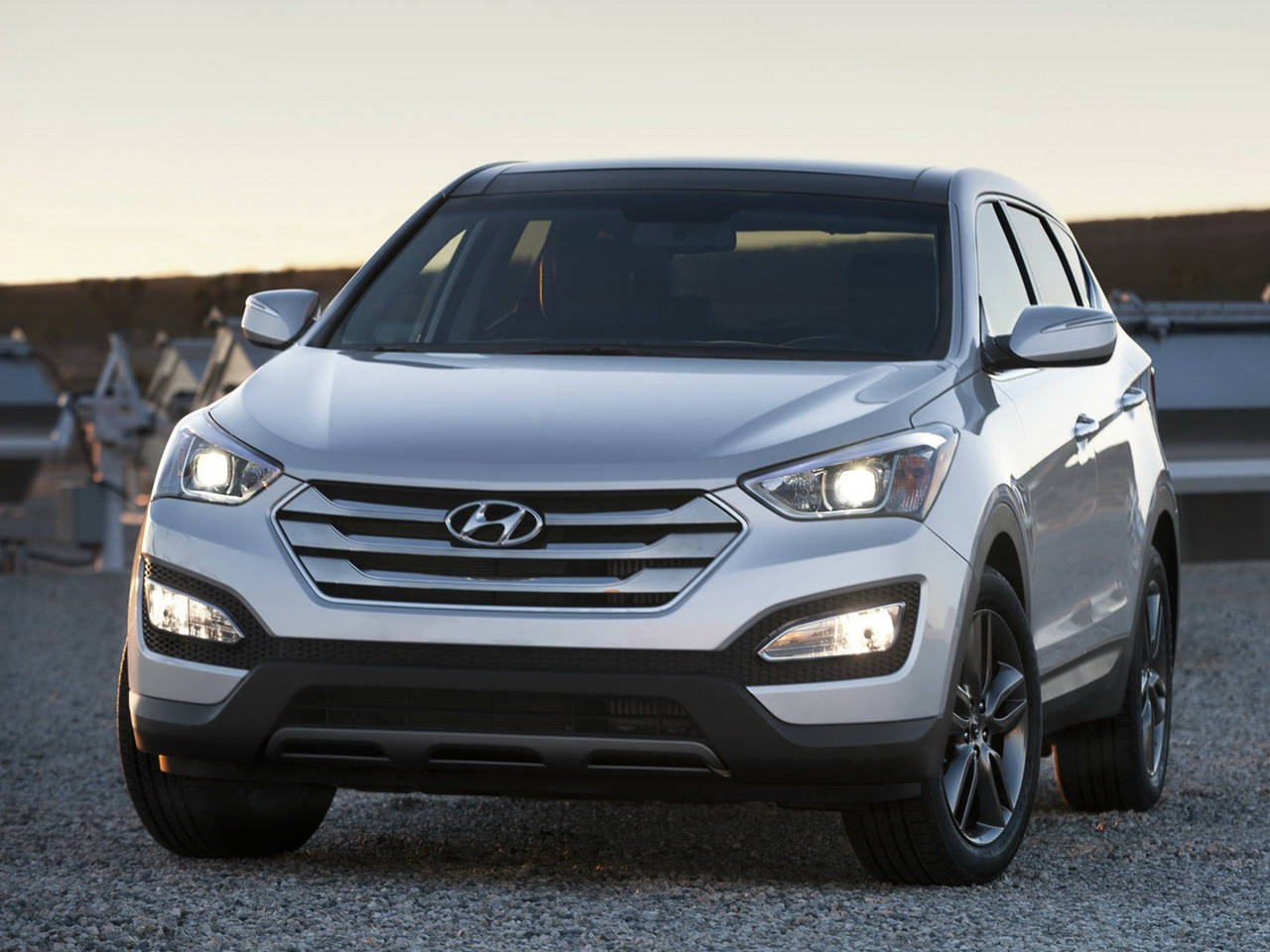 quarters in three fe hyundai motor front york first auto trend santa cars show look new motion