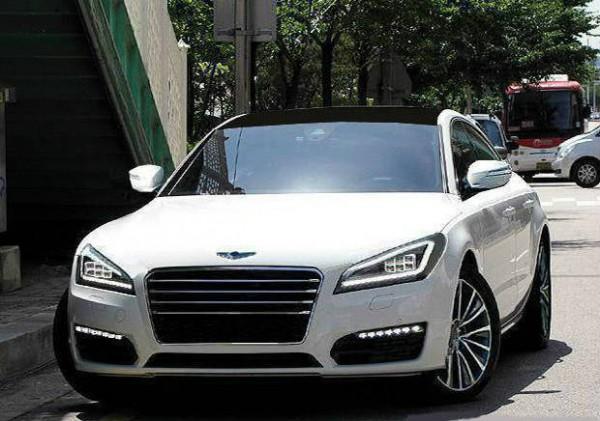 2014 genesis sedan 2