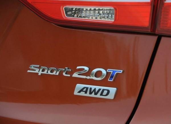 Hyundai Santa Fe Sport 2013 logo