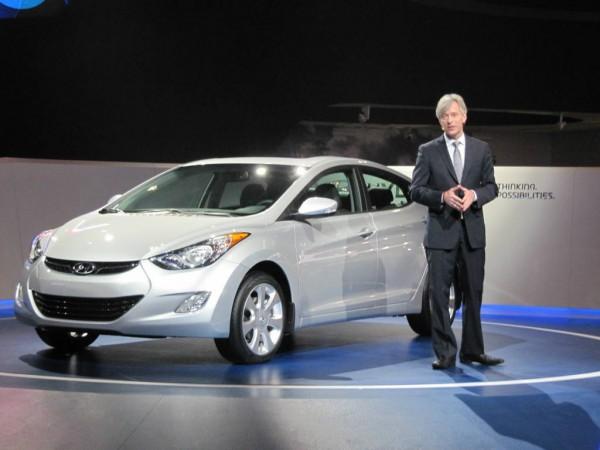 John Krafcik Hyundai CEO