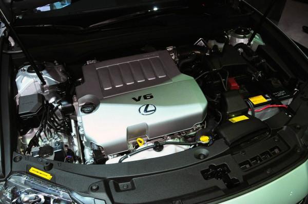 Lexus ES350 2012 engine