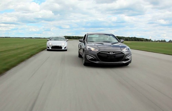 genesis coupe vs scion 2