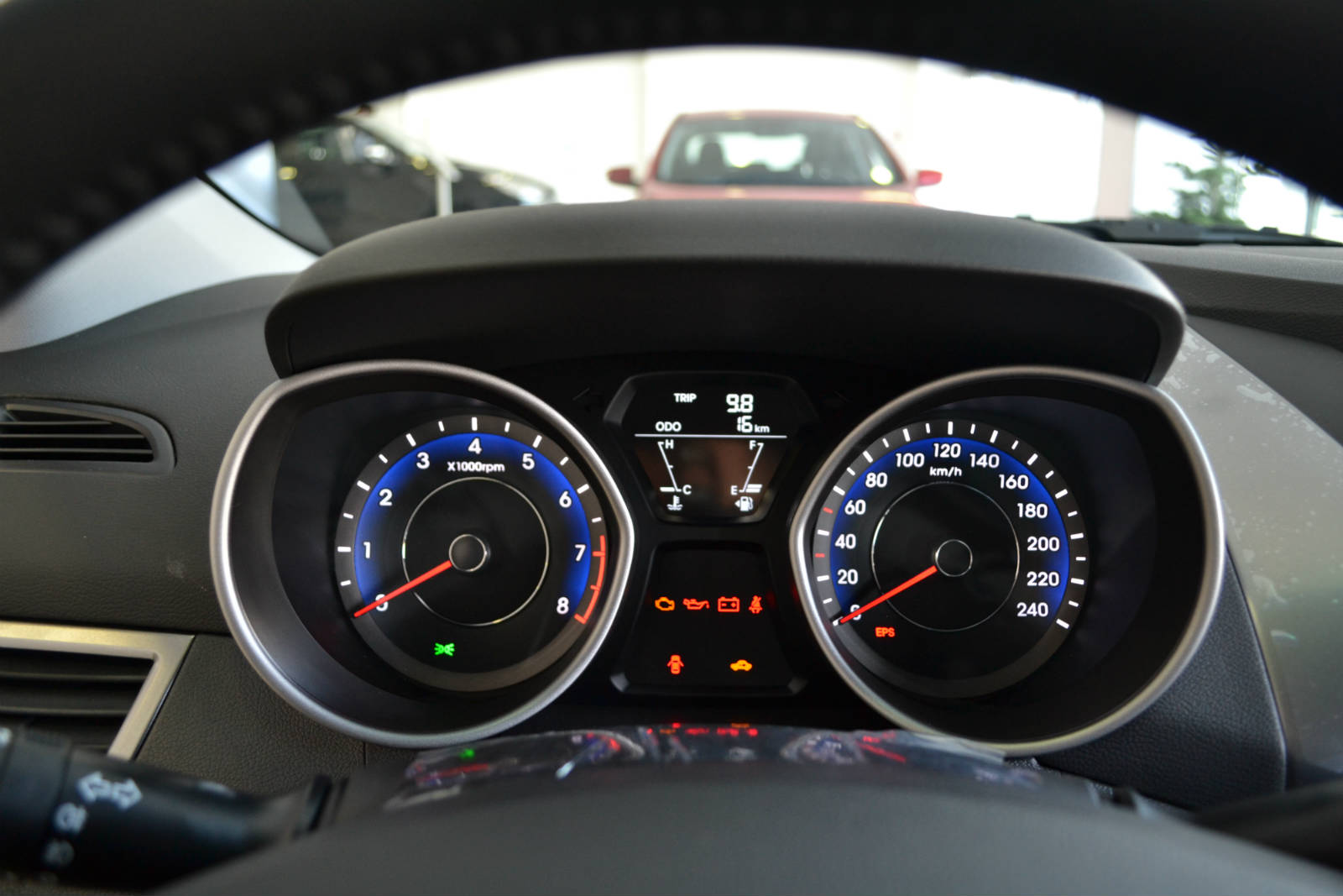 Hyundai Elantra Interior 2013 >> hyundai elantra interior dash - Muscle Cars Zone!