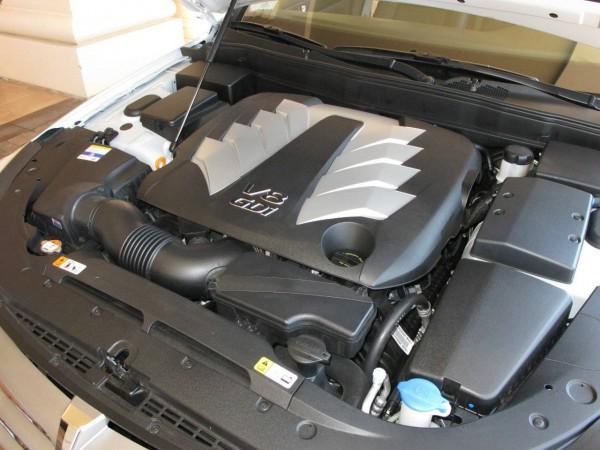hyundai genesis 2012 engine v8