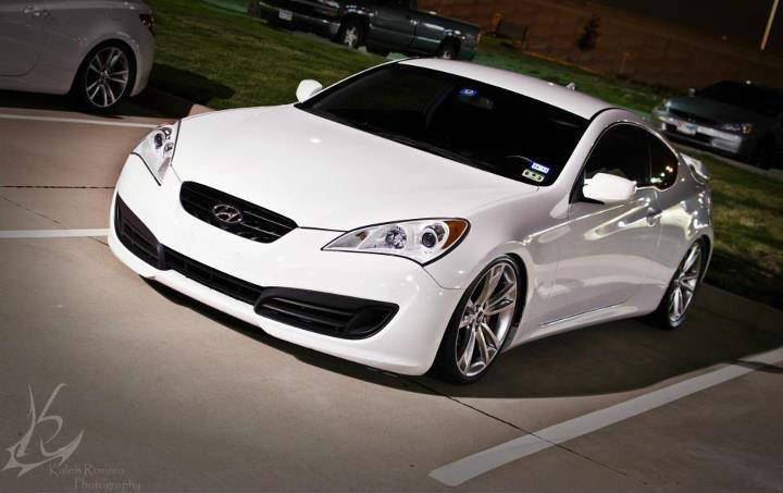 hyundai genesis coupe tuning review interview a story. Black Bedroom Furniture Sets. Home Design Ideas