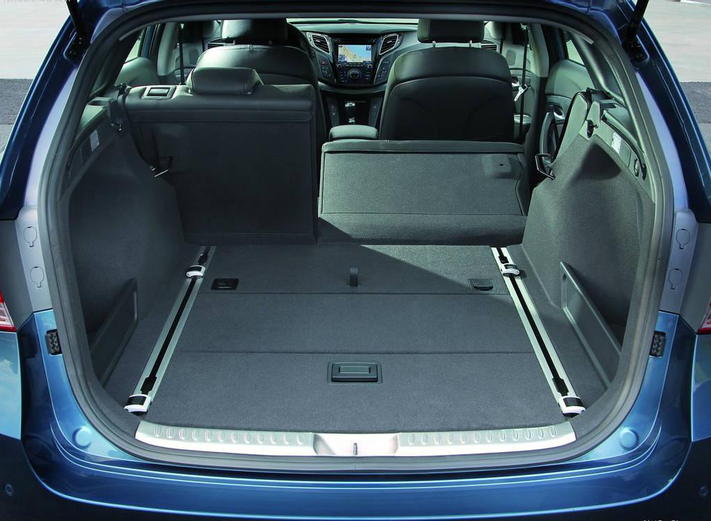 Hyundai I40 Wagon Trunk Boot Muscle Cars Zone