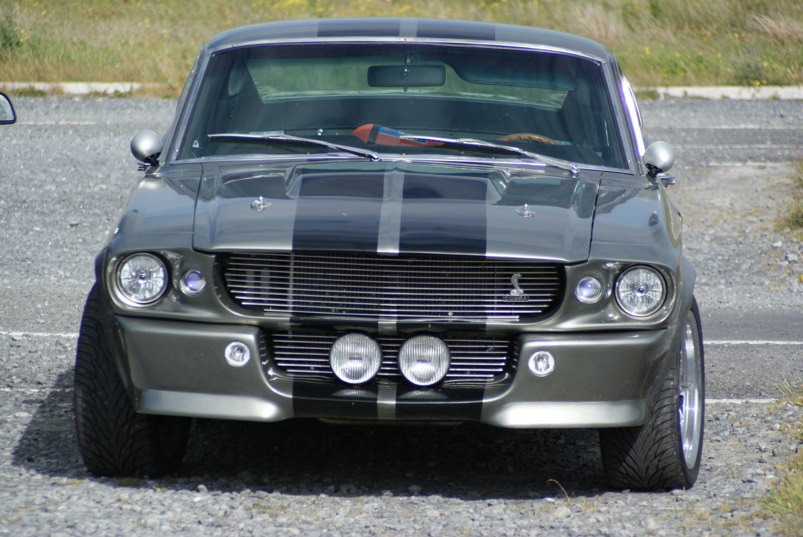 - 1967 Shelby Mustang Eleanor Gt500 Car Review And Wallpaper 1967