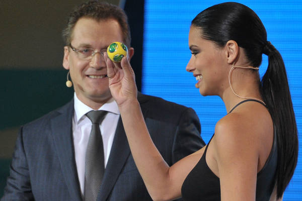adriana lima conffederation cup brazil