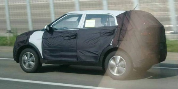 hyundai b segment mini suv spy photos f