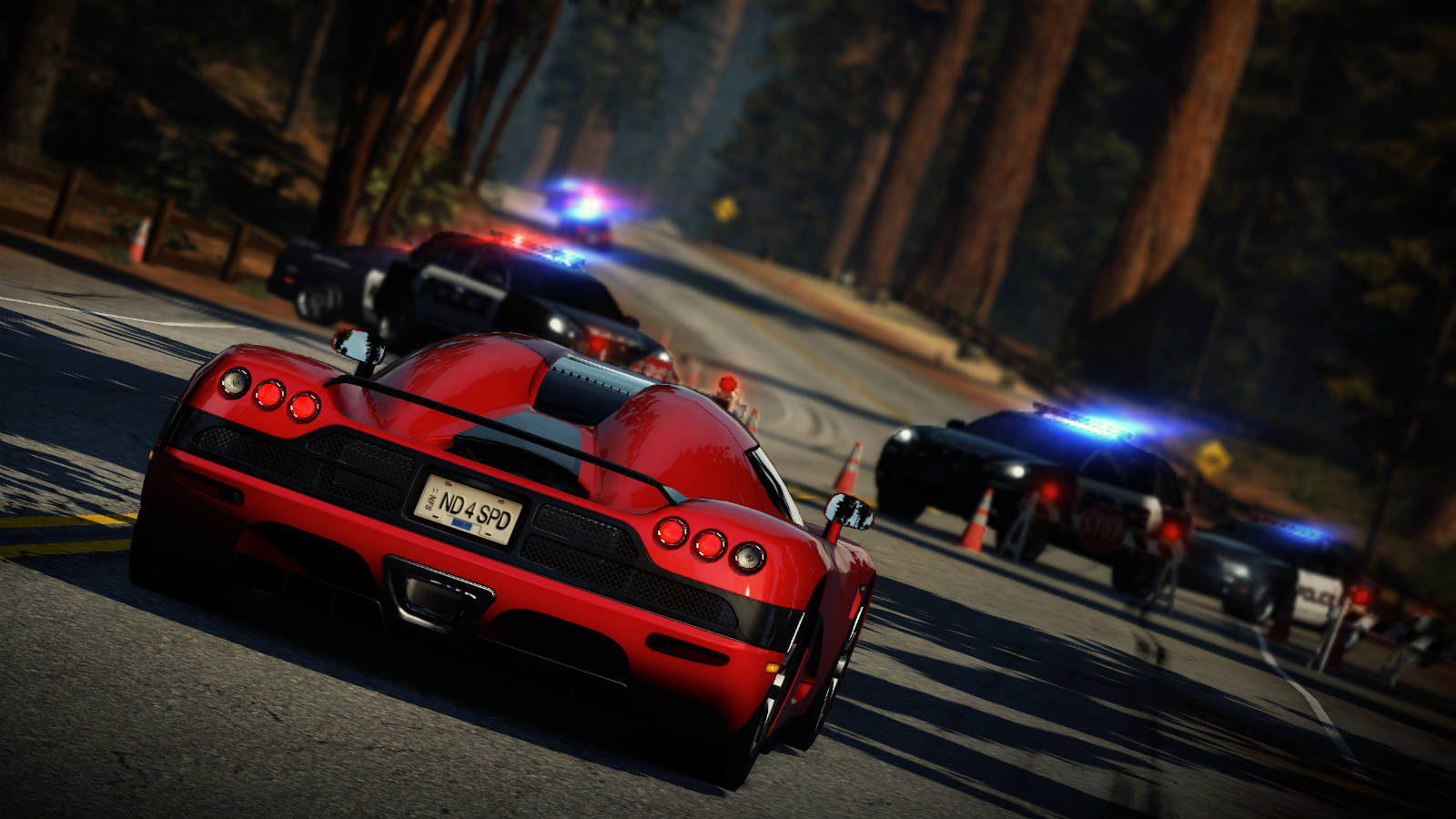 Need For Speed Trailer With Stunning Scenes Video Muscle