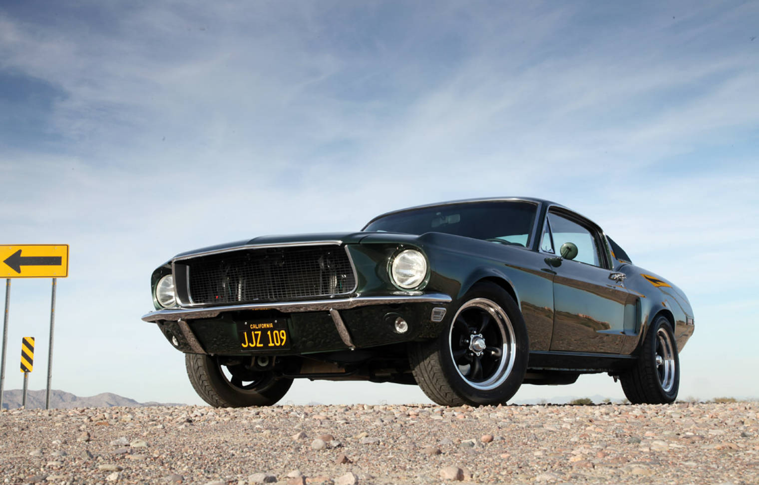 hollywood muscle cars