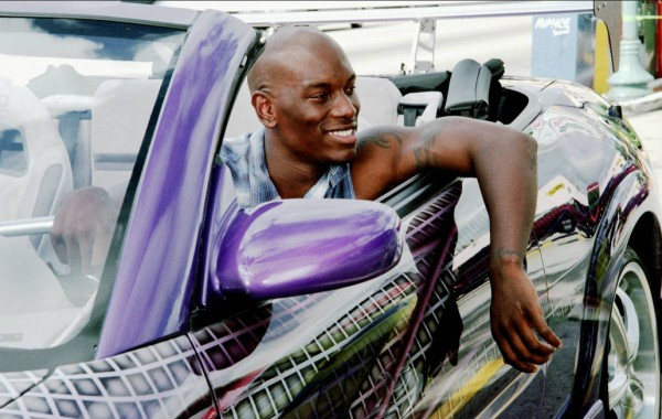 tyrese gybson 2 fast 2 furious