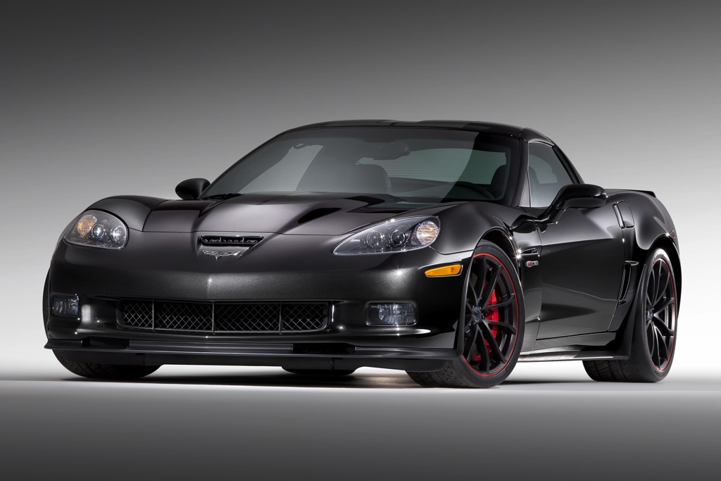 Chevrolet Corvette ZO6 (Top 10 American Muscle Cars) VIDEO - Muscle ...