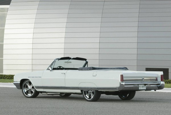 1964 Vintage Buick Electra 225 Convertible 2