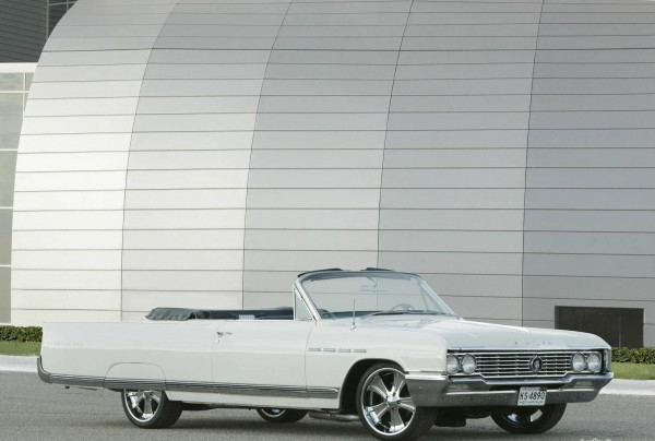 1964 Vintage Buick Electra 225 Convertible 3